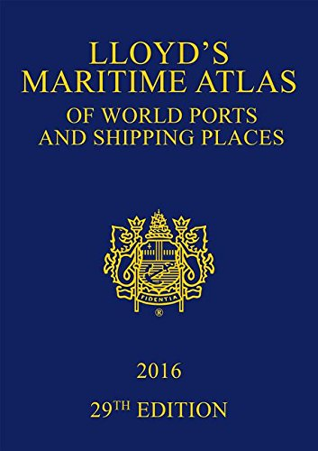 9781138953178: Lloyd's Maritime Atlas of World Ports and Shipping Places 2016