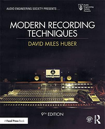 9781138954373: Modern Recording Techniques