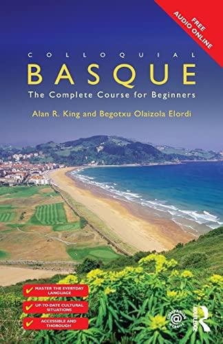 9781138958111: Colloquial Basque: A Complete Language Course