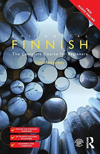 Colloquial Finnish: Daniel Abondolo