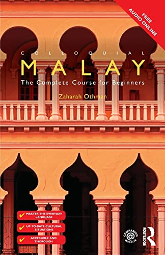 Colloquial Malay: The Complete Course for Beginners (Colloquial Series (Book Only)) (Paperback)