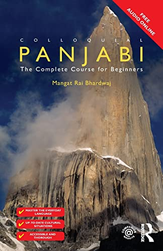 9781138958616: Colloquial Panjabi: The Complete Course for Beginners