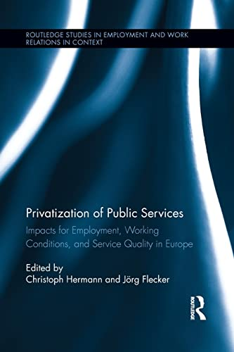 Privatization of Public Services: Hermann, Christoph
