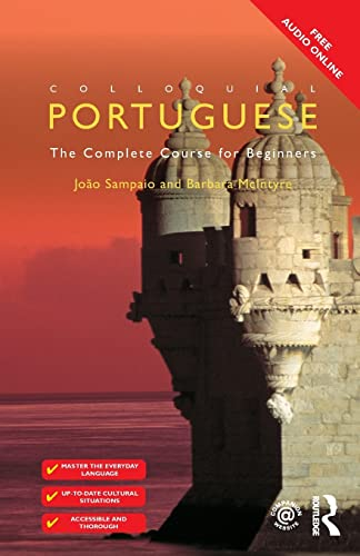 9781138960114: Colloquial Portuguese: The Complete Course for Beginners (Colloquial Series (Book Only))