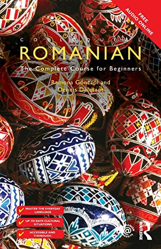 9781138960176: Colloquial Romanian: The Complete Course for Beginners