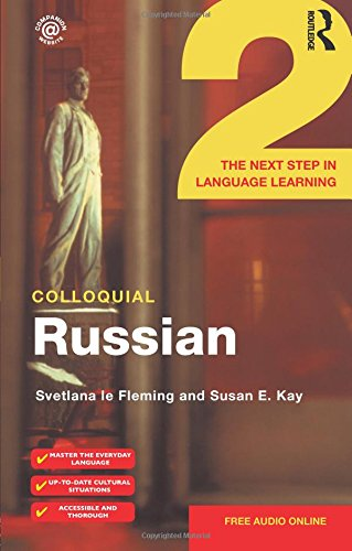 9781138960190: Colloquial Russian 2: The Next Step in Language Learning (Colloquial 2)