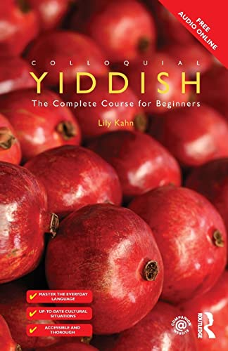 9781138960428: Colloquial Yiddish (Colloquial Series)
