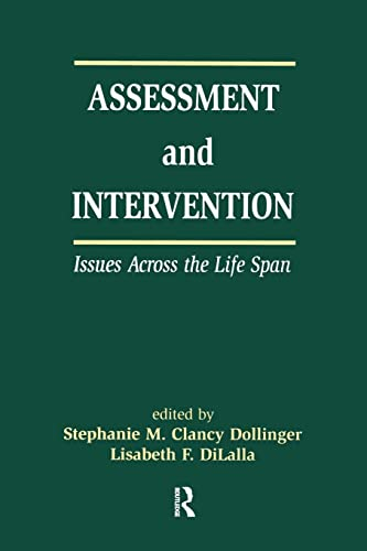 9781138964013: Assessment and Intervention Issues Across the Life Span