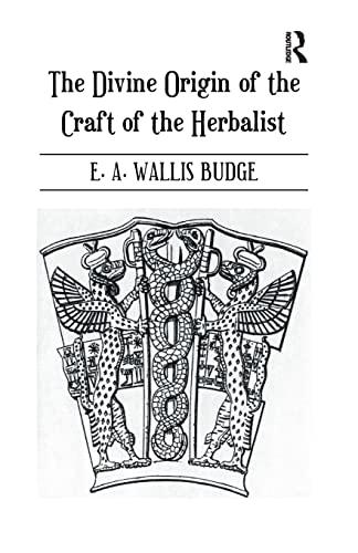 9781138967830: Divine Origin Of Craft Of Herbal
