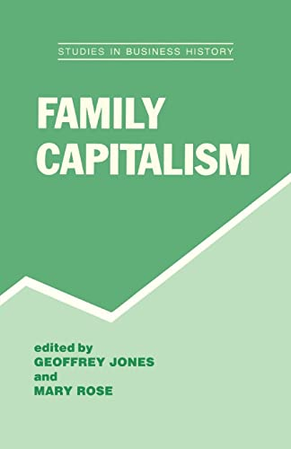 9781138969551: Family Capitalism