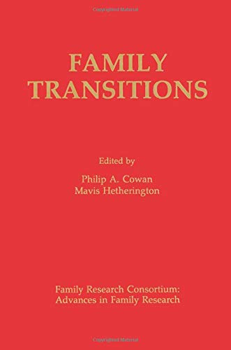 9781138969605: Family Transitions (Advances in Family Research Series)