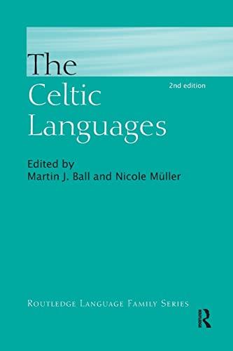 9781138969995: The Celtic Languages (Routledge Language Family Series)