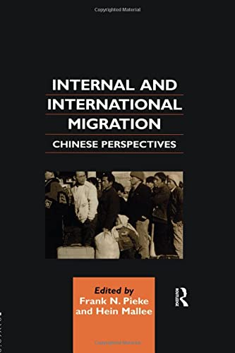 9781138972971: Internal and International Migration: Chinese Perspectives