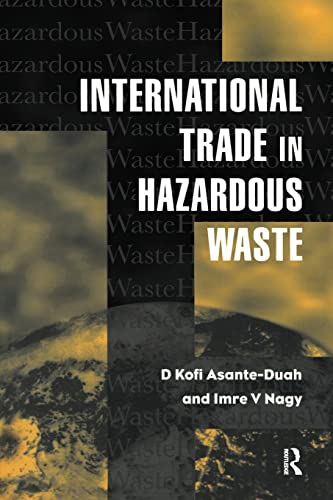 9781138973107: International Trade in Hazardous Wastes