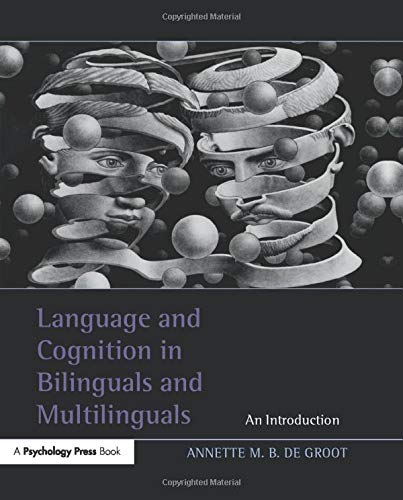 9781138974241: Language and Cognition in Bilinguals and Multilinguals: An Introduction