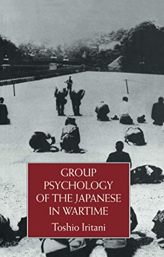 9781138975521: Group Psychology Of The Japanese (Japanese Studies)
