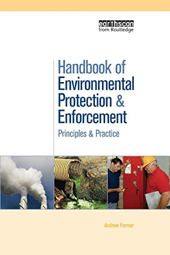 9781138975675: Handbook of Environmental Protection and Enforcement: Principles and Practice