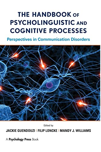 9781138975682: The Handbook of Psycholinguistic and Cognitive Processes: Perspectives in Communication Disorders