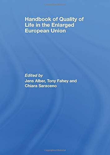 9781138975774: Handbook of Quality of Life in the Enlarged European Union
