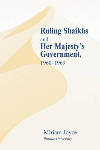 9781138985568: Ruling Shaikhs and Her Majesty's Government, 1960-1969
