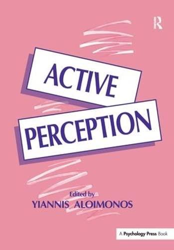 9781138988255: Active Perception (Computer Vision Series)