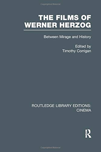 9781138989245: The Films of Werner Herzog: Between Mirage and History (Routledge Library Editions: Cinema)