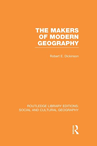Makers Of Modern Geography, The