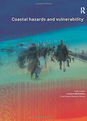 9781138991439: Coastal Hazards and Vulnerability (Environmental Hazards Series)