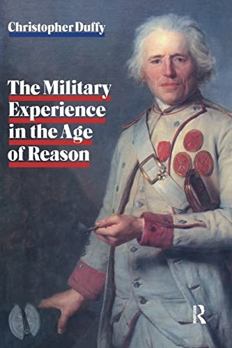 9781138995864: Military Experience in the Age of Reason