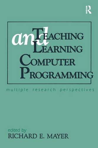 9781138996762: Teaching and Learning Computer Programming: Multiple Research Perspectives