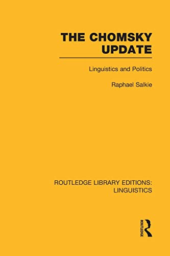 9781138997721: The Chomsky Update (Routledge Library Editions: Linguistics)