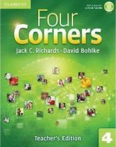 Four Corners Level 4 Online Workbook A (Standalone for Students) (1139081799) by Richards, Jack C.; Bohlke, David