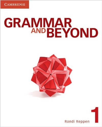 9781139123044: Grammar and Beyond Level 1 Student's Book, Workbook, and Writing Skills Interactive for Blackboard Pack