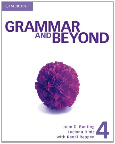 9781139130073: Grammar and Beyond Level 4 Student's Book and Writing Skills Interactive for Blackboard Pack