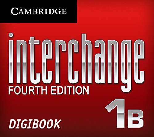 Interchange Level 1 DigiBook B for Mac (Interchange Fourth Edition) (1139895885) by Jack C. Richards