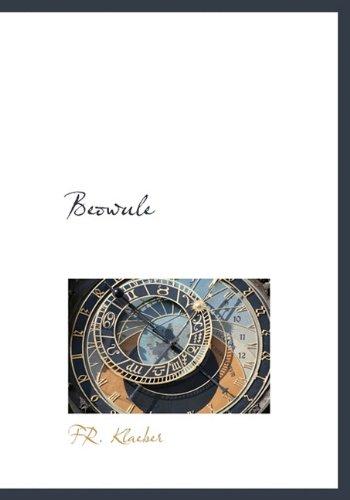 Beowule: Klaeber, FR.
