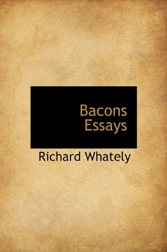 9781140008576: Bacons Essays