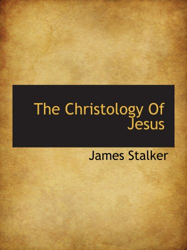 9781140023845: The Christology Of Jesus