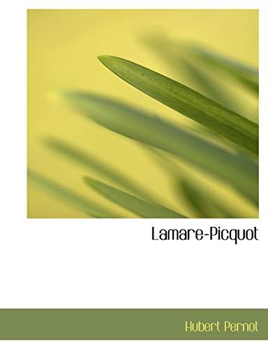 9781140045236: Lamare-Picquot