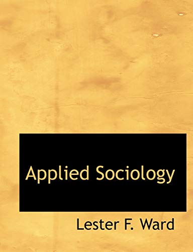 9781140051602: Applied Sociology