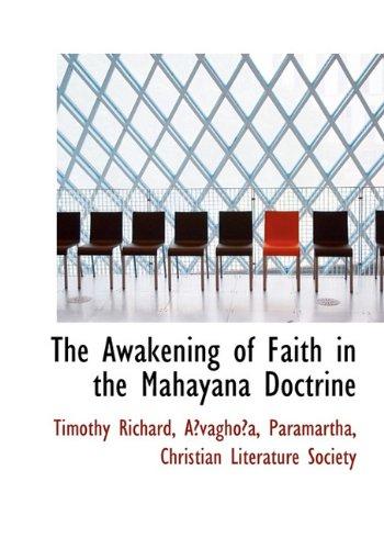 9781140060710: The Awakening of Faith in the Mahayana Doctrine