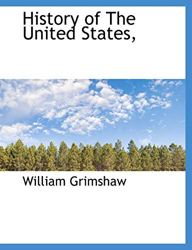 9781140067832: History of The United States,