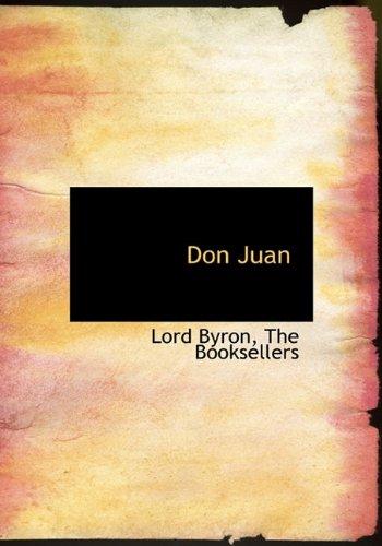 9781140073512: Don Juan