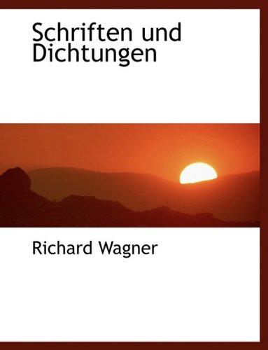 9781140090410: Schriften Und Dichtungen