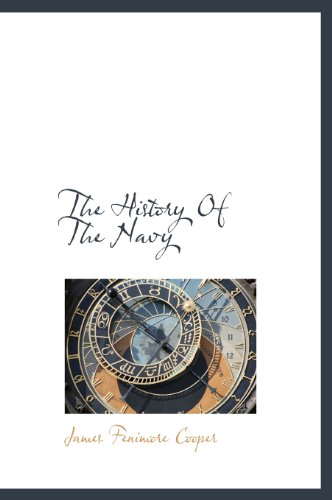 9781140106876: The History Of The Navy