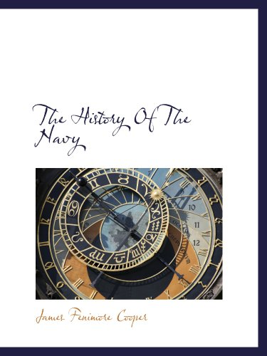 9781140106890: The History Of The Navy