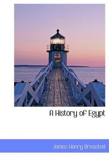 9781140107293: A History of Egypt