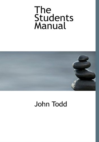 9781140122241: The Students Manual