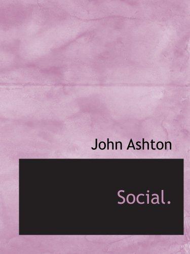 9781140145868: Social.