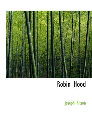 9781140197577: Robin Hood